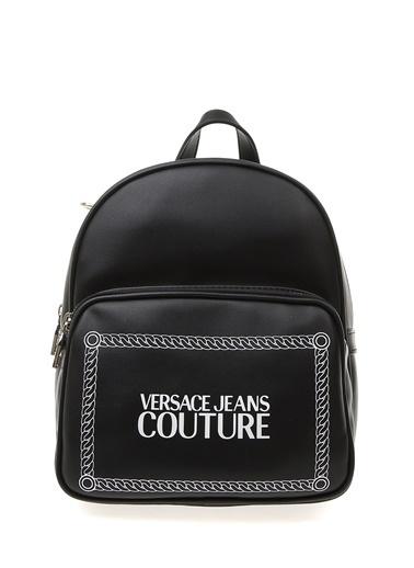 Versace Jeans Sırt Çantası Siyah